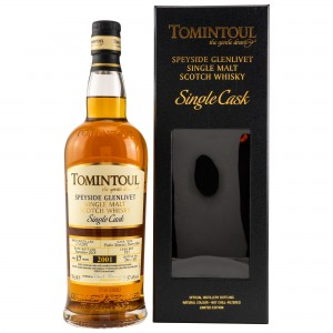 Tomintoul 2001/1018 17 Jahre PX Sherry Single Cask