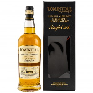 Tomintoul 13 Jahre Single Cask First Fill Oloroso Sherry
