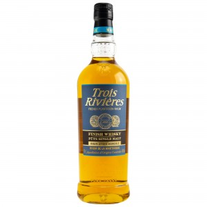 Trois Rivieres Rhum Ambre Agricole Whisky Finish