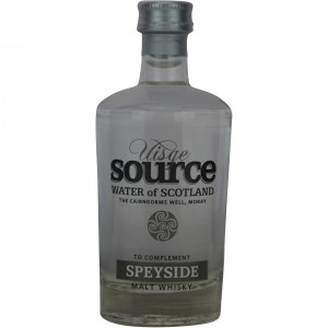 Uisge Source Speyside The Cairngorms Well Moray Water of Scotland (Wasser)