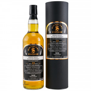 Unnamed Orkney 2006/2019 13 Jahre Single Sherry Cask (Signatory Vintage)