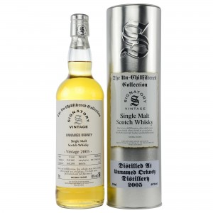 Unnamed Orkney Distillery 2005/2018 12 Jahre (Signatory Un-chillfiltered)