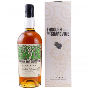 Vallein Tercinier 1987/2018 Single Cask Cognac Bons Bois THROUGH THE GRAPEVINE