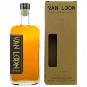 Van Loon 5 Jahre Cask Strength Single Malt Whisky