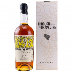 Vaudon 1996/2018 Single Cask Cognac Fins Bois THROUGH THE GRAPEVINE