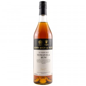 Venezuela Rum 2006/2018 12 Jahre Cask No. 17 (Berry Bros and Rudd)