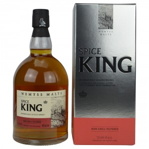 Wemyss Malts Spice King
