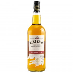 West Cork Blended Bourbon Cask (Liter)