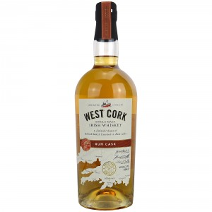 West Cork Single Malt Rum Cask (Irland)