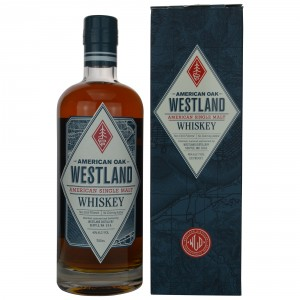 Westland American Oak Single Malt Whiskey (USA)