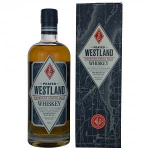 Westland Peated American Single Malt Whiskey (USA)