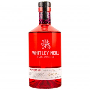 Whitley Neill Raspberry Handcrafted Dry Gin