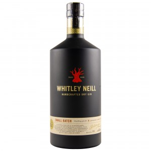 Whitley Neill Small Batch Dry Gin (Liter)