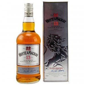 Whyte & Mackay Special 13 Jahre Triple Matured (Blended Scotch)