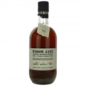 Widow Jane 10 years old High Rye Bourbon - Barrel #1086 - 91 Proof 45,5% (USA: Bourbon)