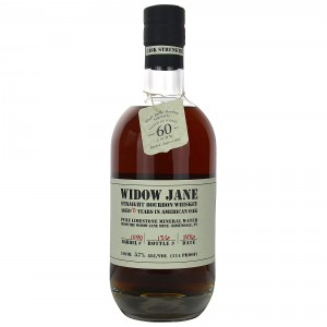 Widow Jane 10 years old High Rye Bourbon - Barrel #1090 - 114 Proof 57% (USA: Bourbon)