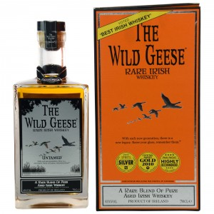 The Wild Geese Rare Irish Whiskey (Irland)