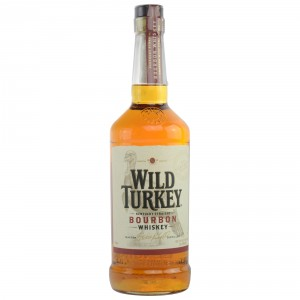Wild Turkey 81 Proof Bourbon Whiskey (USA: Bourbon)