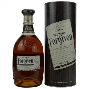 Wild Turkey Forgiven Blend of Bourbon & Rye Straight Whiskies (USA)