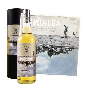 Bunnahabhain Moine 2011/2018 Bottled for Wiljalba - Set mit Vinyl (Signatory)