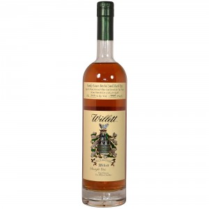 Willett Family Estate Bottled Rye Aged 2 Years  Cask Strength (USA: Rye)