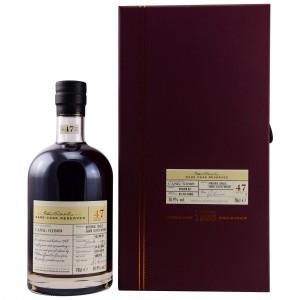 Ayrshire Single Grain Scotch Whisky 1968/2018 47 Jahre Single Cask No. 61669 (Rare Cask Reserves William Grant & Sons)