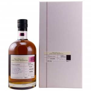 Blended Scotch Whisky 25 Jahre Edition Tasglann (Rare Cask Reserves William Grant & Sons)
