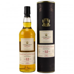 Williamson 2005/2018 12 Jahre Bourbon Barrel 800120 (A. D. Rattray)