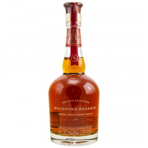 Woodford Reserve Cherry Wood Smoked Barley (Series No. 12)