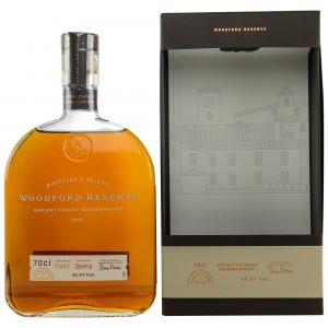 Woodford Reserve Distillers Select Geschenkpackung