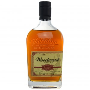 Valentine Distilling Woodward Ltd. Bourbon Whiskey - Batch 004