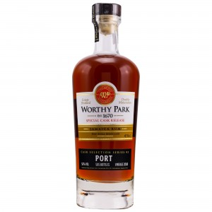 Worthy Park 2008/2018 Special Cask Release Port Finish