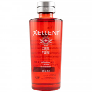 Xellent Swiss Vodka