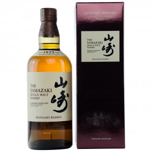 Yamazaki Single Malt Distiller's Reserve (Japan)