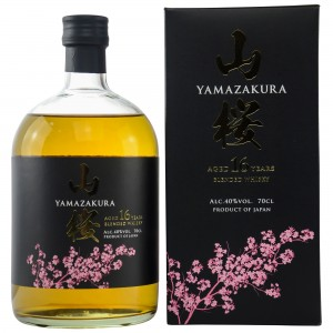 Yamazakura 16 Jahre Blended Whisky (Japan)