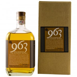 Yamazakura 963 Malt & Grain Japanese Blended Whisky