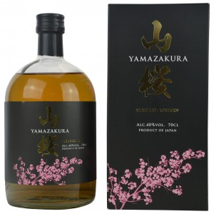 Yamazakura Blended Whisky (Japan)