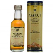 Amrut Single Malt Cask Strength (Indien) (Miniatur)