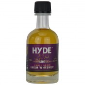 Hyde No. 5 The Aras Cask Burgundy Finish (Irland) (Miniatur)