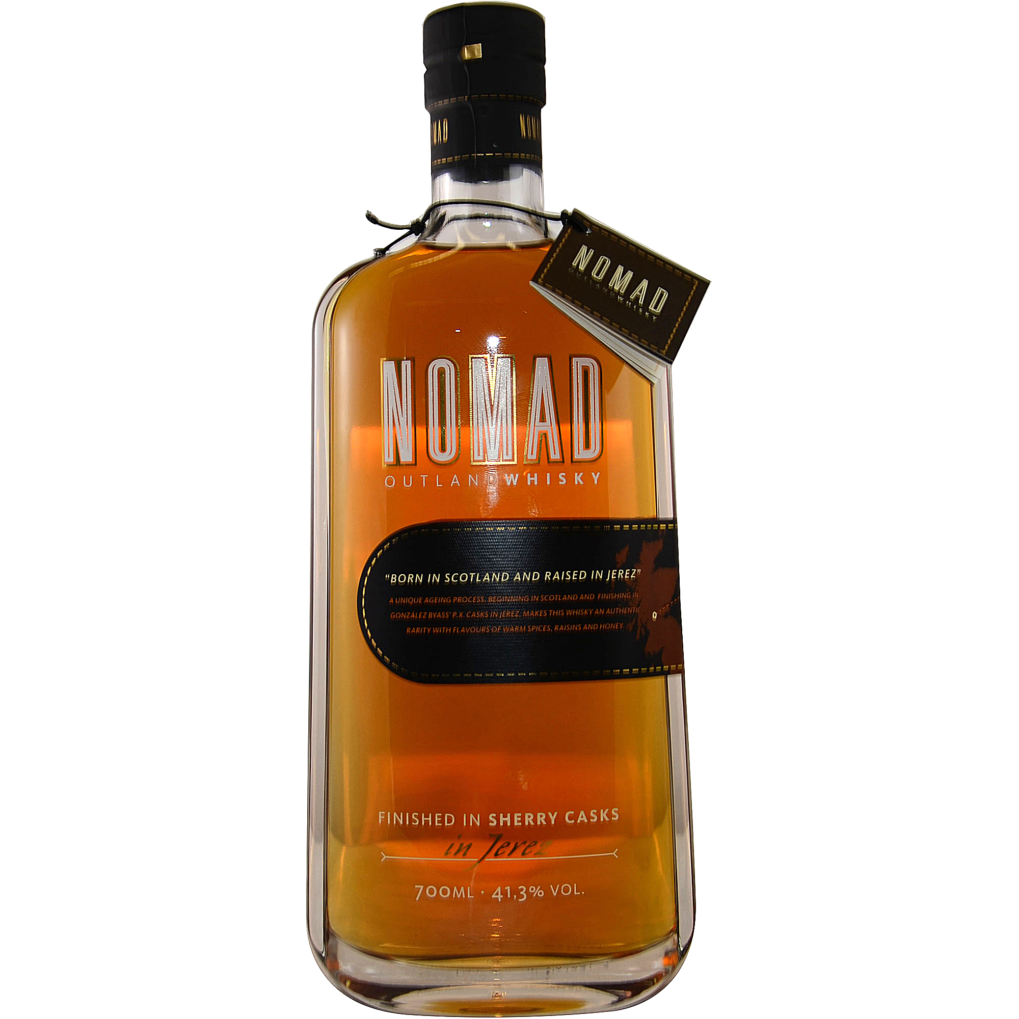 NOMAD Outland Whisky in Geschenkverpackung hier kaufen! | whic.de