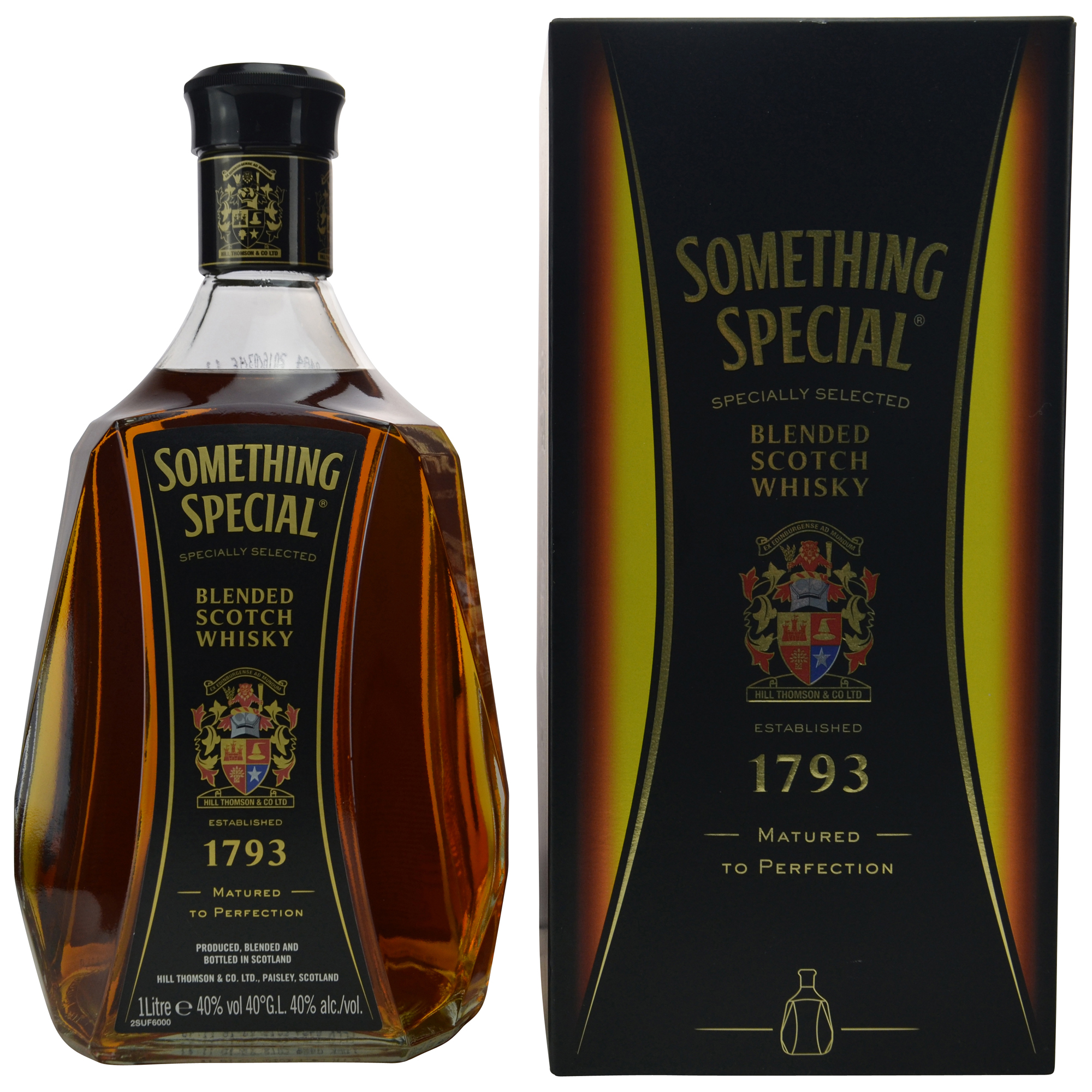Something Special Blended Scotch Whisky (Liter) hier kaufen! | whic.de