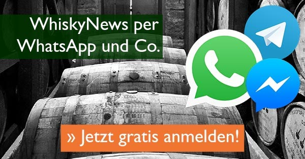 Neu: WhiskyNews per Messenger