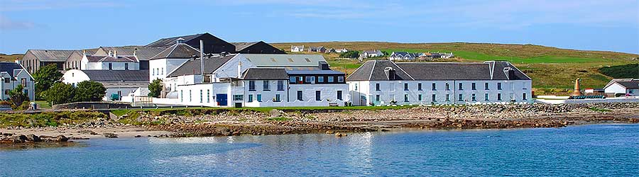 Bruichladdich Distillery, Isle of Islay