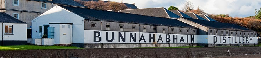 Bunnahabhain Distillery, Isle of Islay
