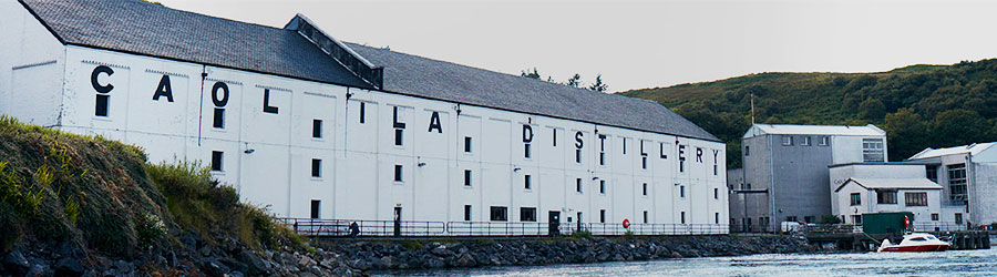 Caol Ila Distillery, Isle of Islay