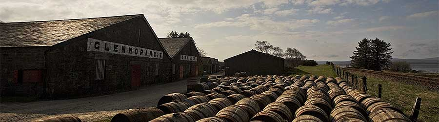 Glenmorangie Distillery, Highlands