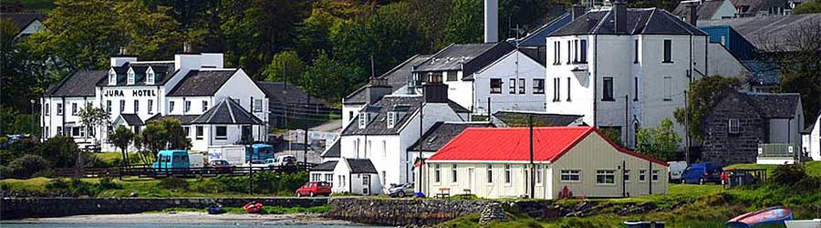 Jura Distillery, Isle of Jura