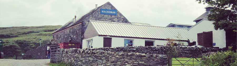 Kilchoman Distillery, Isle of Islay