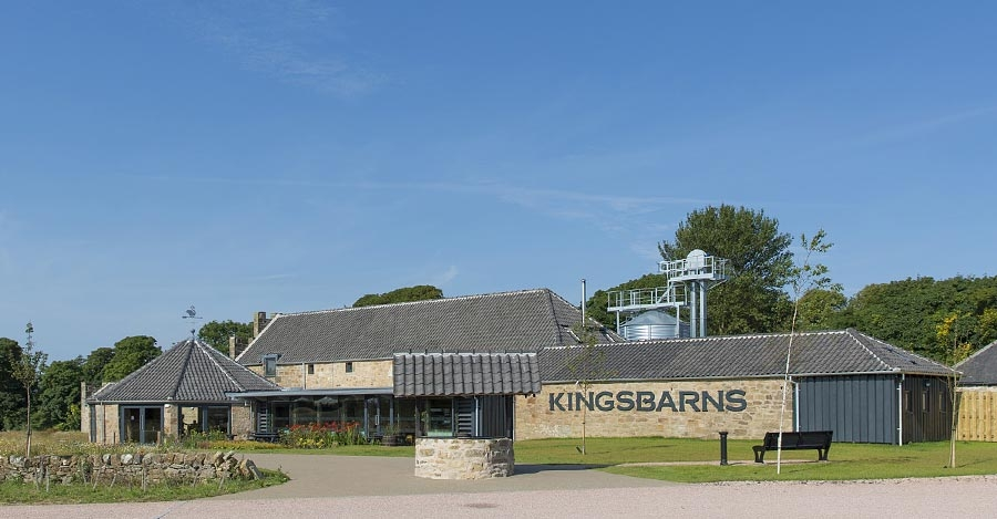 Kingsbarns Distillery, Lowlands