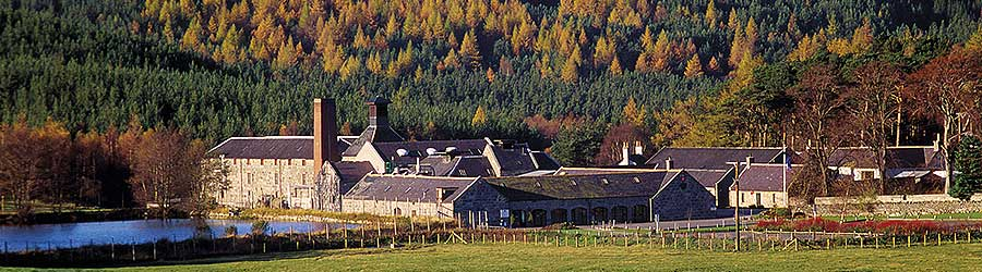 Royal Lochnagar Distillery, Highlands